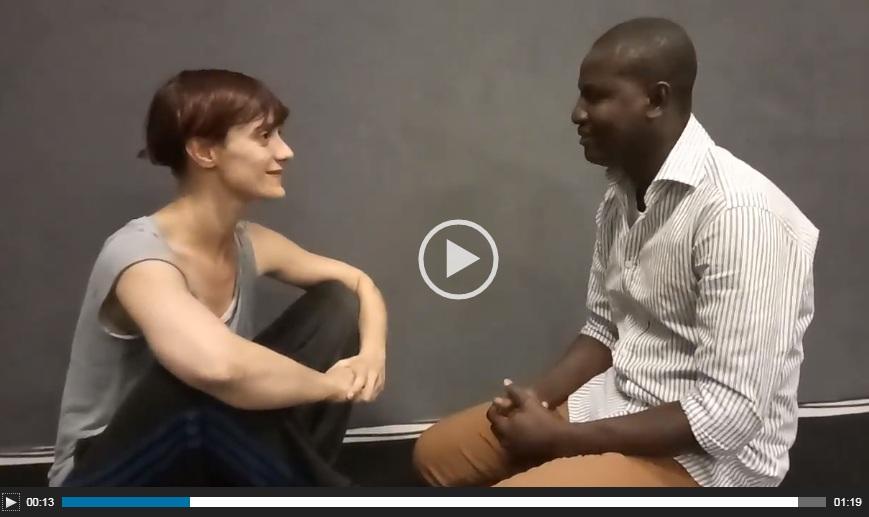 Poco prima di essere comunità. Video interviste a Carrozzerie | n.o.t